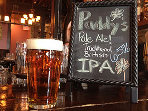 YellowBelly Paddy's Pale Ale 2015